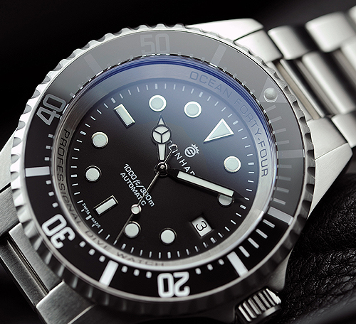 Steinhart Deep Sea 44mm Ocean